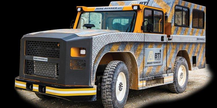 Re-Imagining Mining Transport
