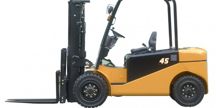 Electric Forklift Truck 4.5T