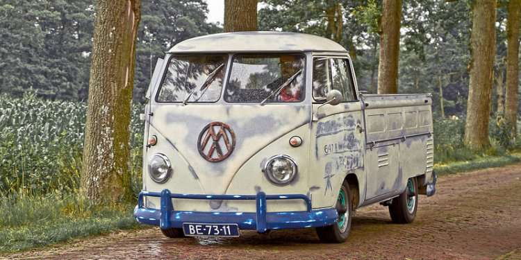 Volkswagen Typ 2 T1b Pick-Up 1961 (4634