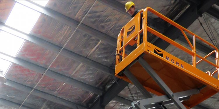 Electric Scissor Lift