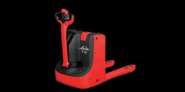 #19 Electric Hand Pallet Truck