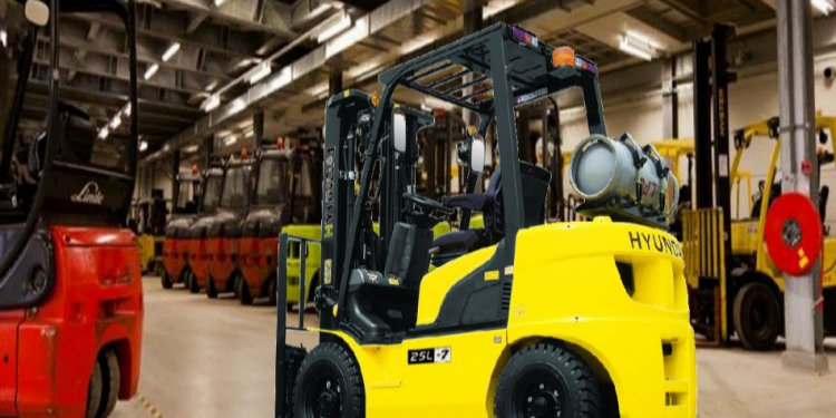 Used Forklifts Forklift Trucks