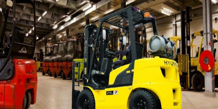 Used Forklifts Harlow Forklift