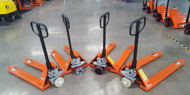 VARIOUS TYPE OF HYDRAULIC HAND PALLET TRUCKS