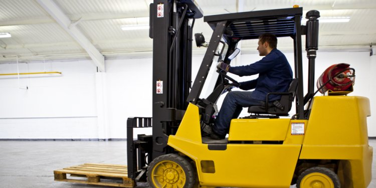 VNA Fork Lift Training