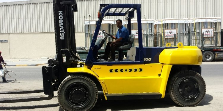 10 ton Forklift Hire