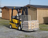 3 ton Forklift Specifications