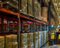 Aisle Forklifts