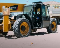 High Reach Forklifts