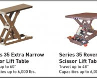Scissor Lift models