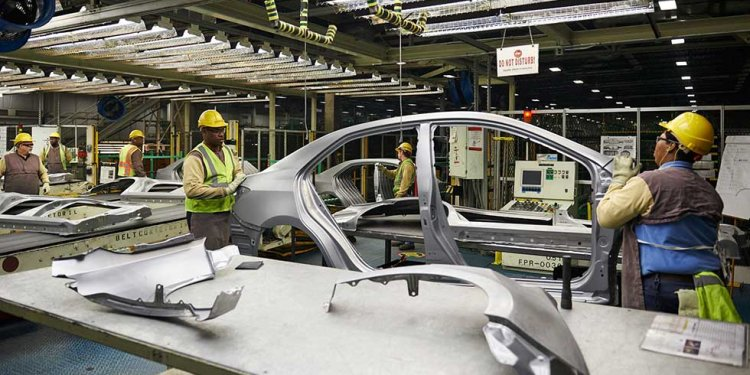 Manufacturing Toyota