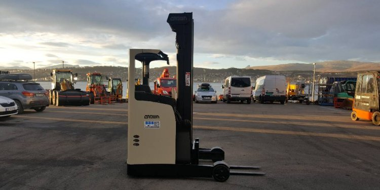 Reach Truck Crown